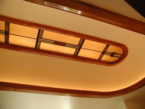 Custom Made Top Left, Sprial Staircase, Two Stories