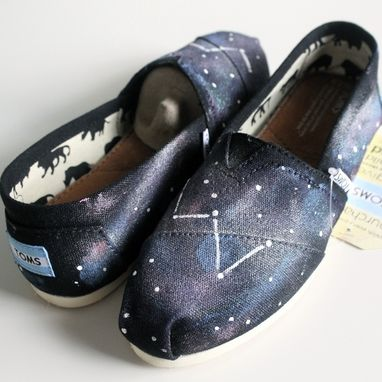 Custom Made Constellation Galaxy Toms