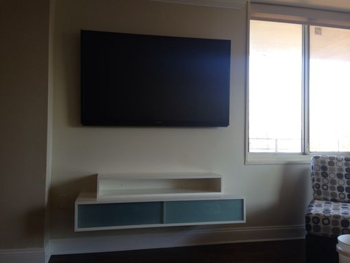 Custom Made Modern Media Unit