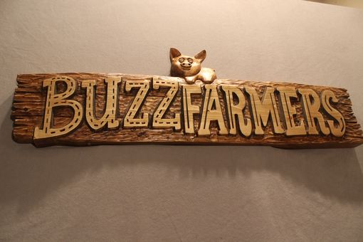 Custom Made Business Signs, Custom Wood Signs, Personalized Wooden Signs