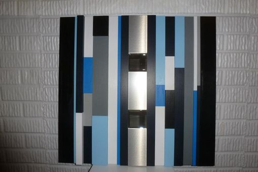 Custom Made Modern Abstract Wall Decor