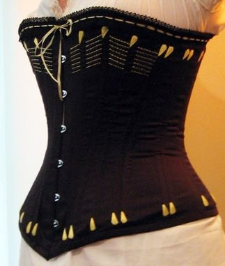 Custom Made Spoon-Busk Corset