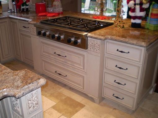Custom Made Kitchen Range