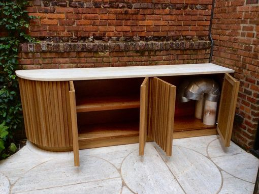 Custom Made Teak Sideboard