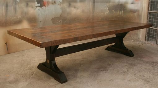 Custom Made Beautiful Reclaimed Fir Table