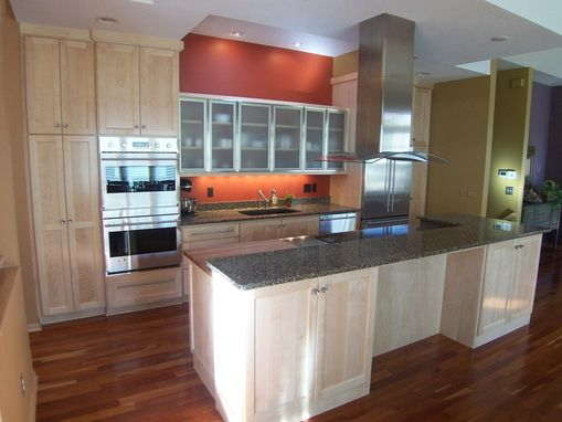 Custom Made House Of Dreams Kitchen Remodel