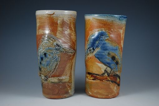 Custom Made Kingfisher Tumblers