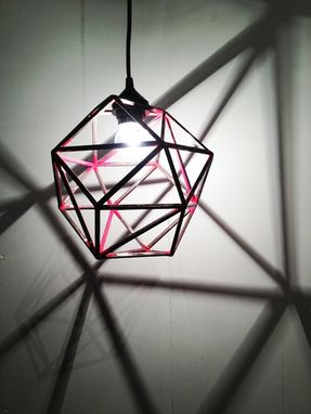 Custom Made Geometric Pendant Light