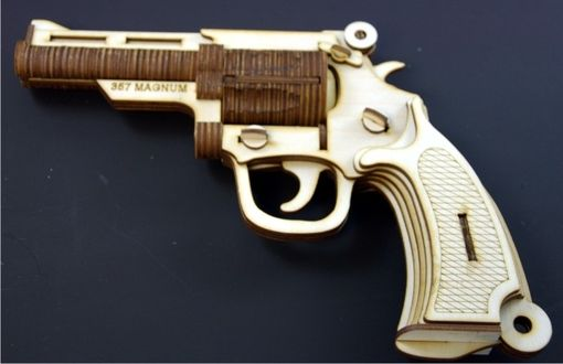 Custom Made Magnum 357