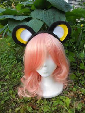 Custom Made Emolga Cosplay Ears