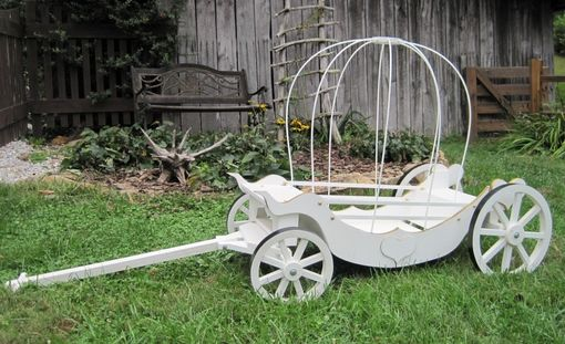 Custom Made Snow White Carriage