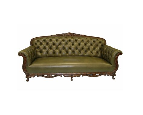 Custom Made Sofa - Sold