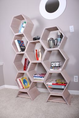 Custom Made Bookhive