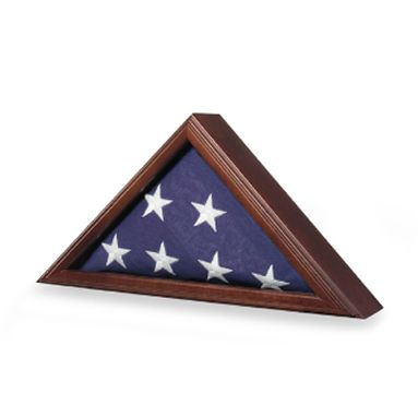 Custom Made Air Force Flag Case - Great Wood Flag Case