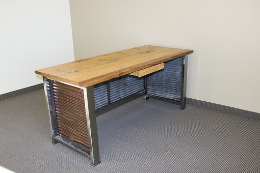 Custom Made Industrial Desk