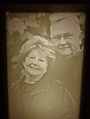 Custom Made Lithophane