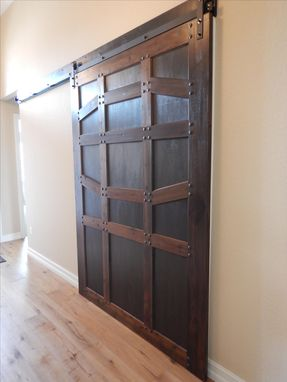 Custom Made Mediaeval Barn Door
