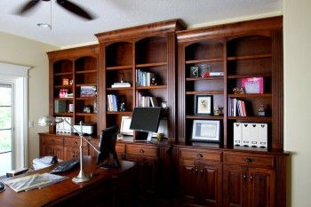 Custom Made Office Bookcases