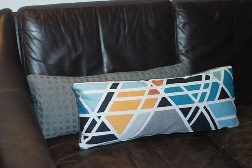 Custom Made Maharam - The Firm - Decorative Pillow Cover - Insert Included