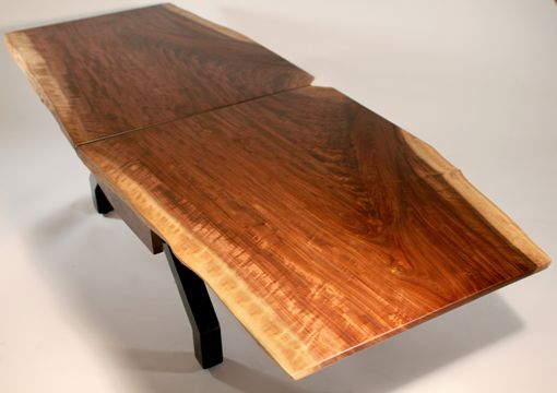 Custom Made Sculptural Coffee Table, Organic, Live Edge