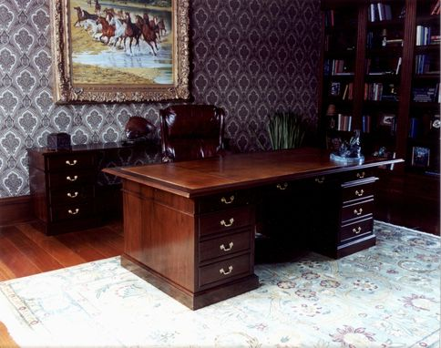 Custom Made Rosewood Desk