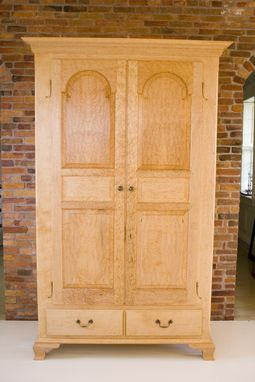 Custom Made Kitchen Pantry Cabinet