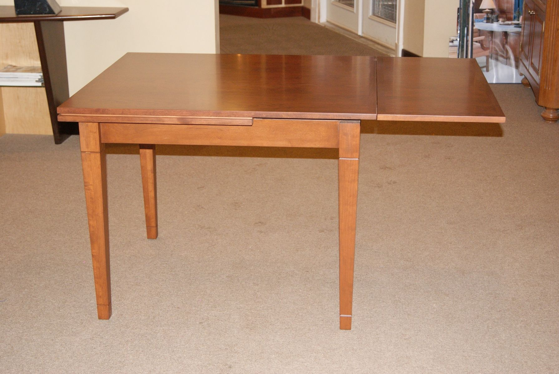 Dining Room Table With Pull Out Leaves Gallery Dining