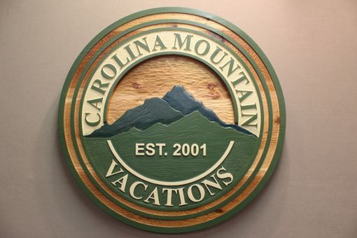 Custom Made Vacation Home Wood Carved Signs By Lazy River Studio