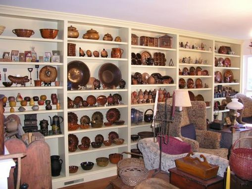 Custom Made Retail Or Collection Display Bookcases