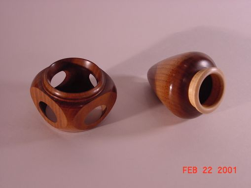 Custom Made Wood Turning