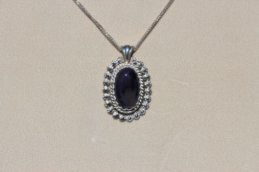 Custom Made Pendant - Amethyst Sage