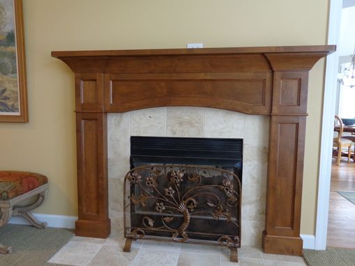 Custom Made Alder Mantle