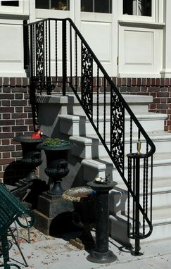 Custom Made Historic Railing