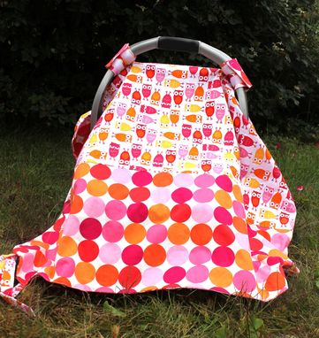 Custom Made Wondercover - Combination Nursing, Car Seat, And Stroller Cover