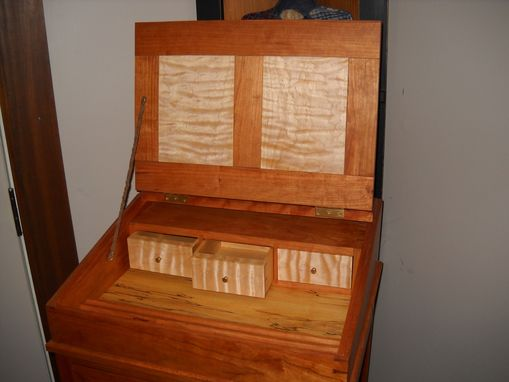 Custom Made Bible Stand