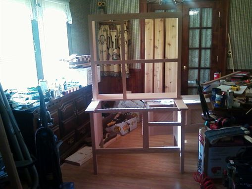 Custom Made Hutch (Hoosier)