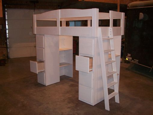 Custom Made Loft Beds