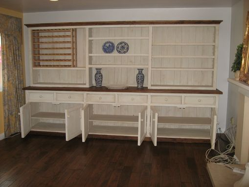 Custom Made Hutch/Buffett
