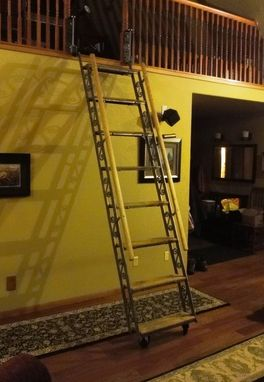 Custom Made Ladder