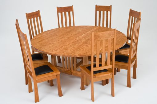 Custom Made New Mission Dining Set