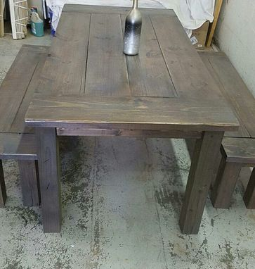 Custom Made The Midwest Farmhouse Table