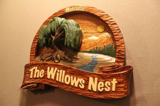 Custom Made Home Signs | House Signs | Cabin Signs | Cottage Signs | Lodge Signs | Custom Signs | Carved Signs