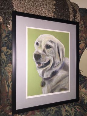Custom Made Dog Breed Fine Art Prints From Original Pastel Painting