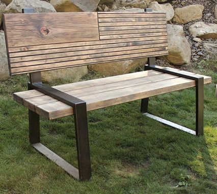 Custom Made American Bench