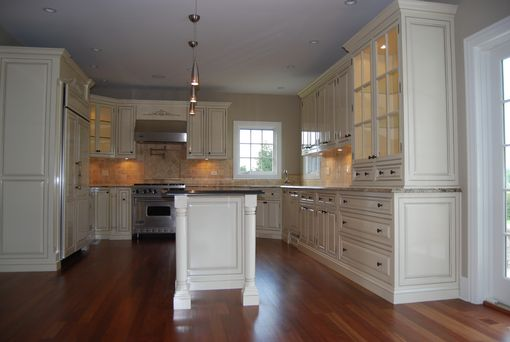 Custom Made Traditional Kitchen