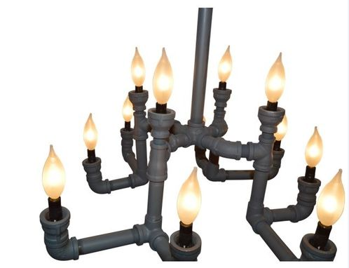 Custom Made Gothic Chandelier