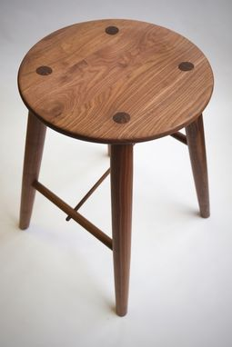 Custom Made The Kysar Stool.
