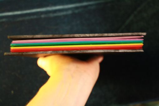 Custom Made Rainbow Gay Pride Journal