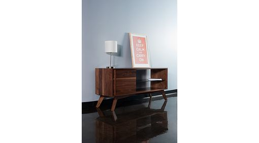 Custom Made Sideboard Media Credenza