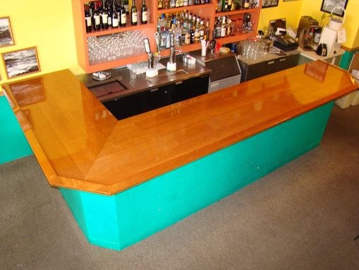 Custom Made Bar Top